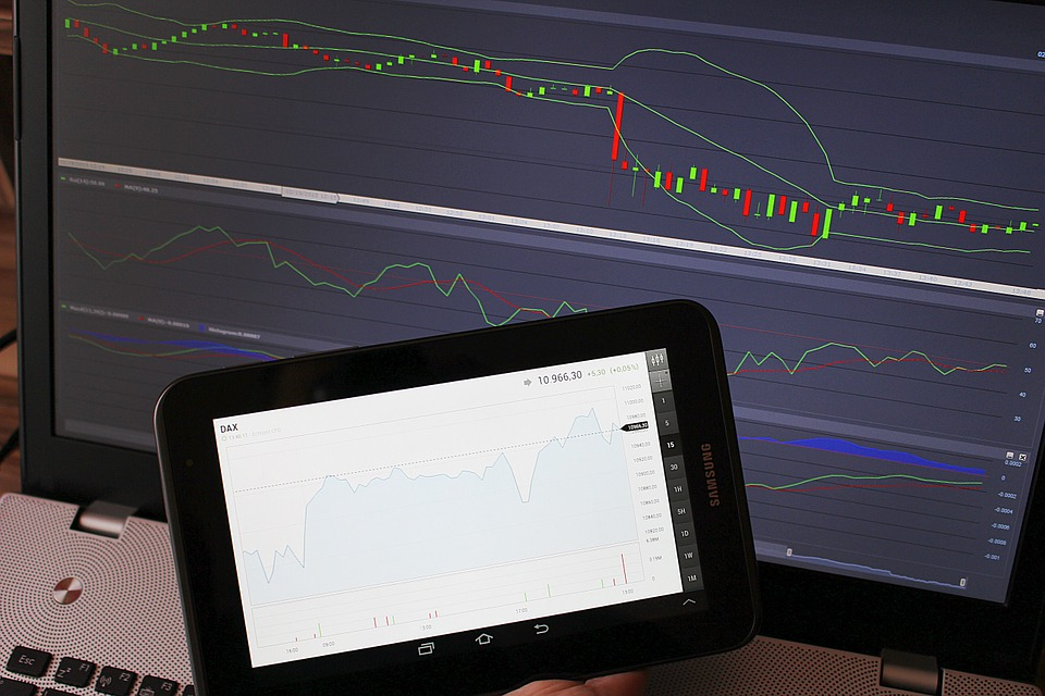 Currency trading broker